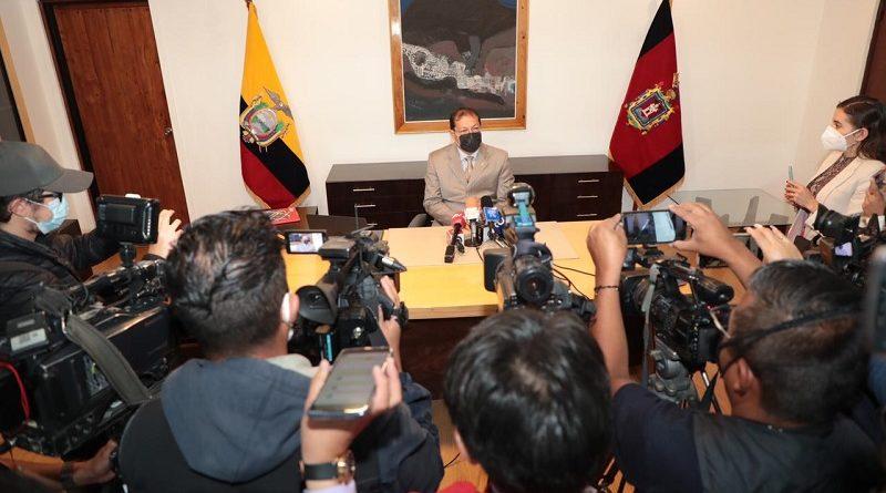 Primeras declaraciones Santiago Guarderas