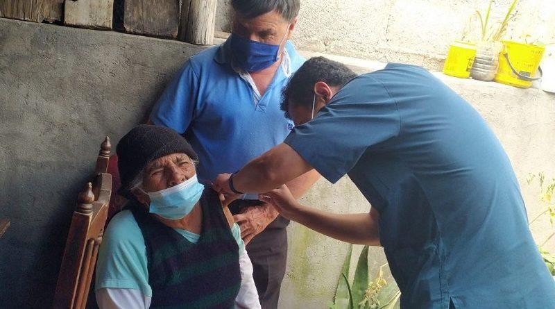 Vacunación cuidadores de personas discapacitadas