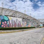 La Terminal Quitumbe brinda espacios de arte urbano