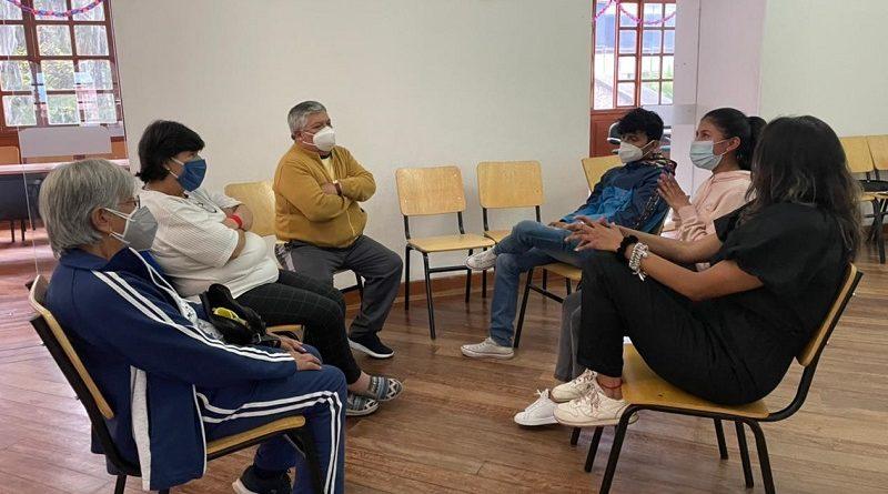 Encuentro Intergeneracional Los Chillos