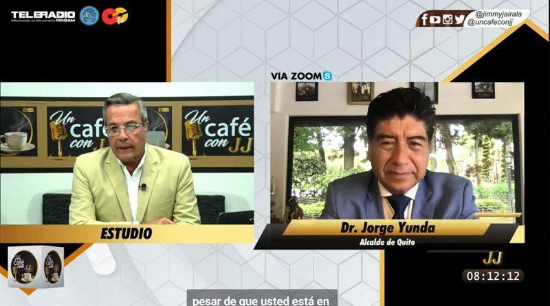 Entrevista un café con JJ