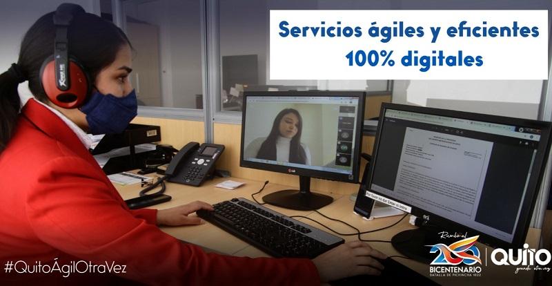 RP atiende servicios digitales