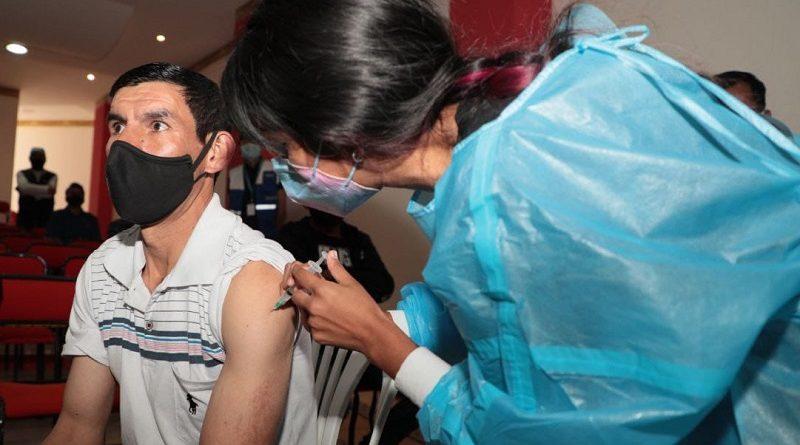 Vacunación DMQ