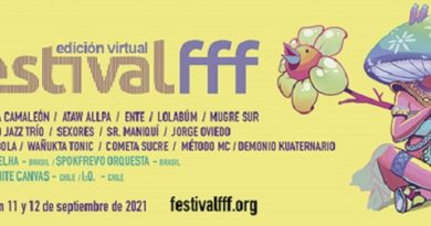 El FestivalFFF 2021 se realizará esta semana