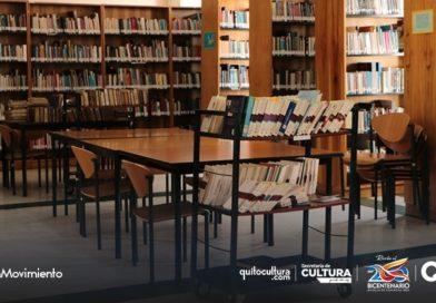 El lunes 13 de septiembre se reabren las Bibliotecas Municipales