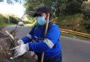 Emaseo EP realiza labores de limpieza preventiva durante época lluviosa