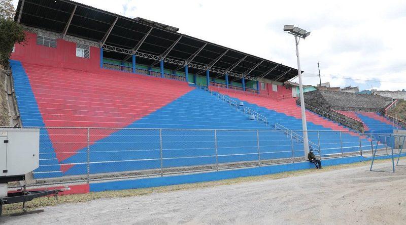 Chulla Alcalde y Quito a la Cancha San Juan
