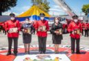 Bomberos Quito homenajeo a personal que se jubiló en sus filas