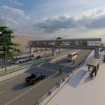 Inicia construcción de nuevo puente peatonal en la prolongación de la av. Simón Bolívar