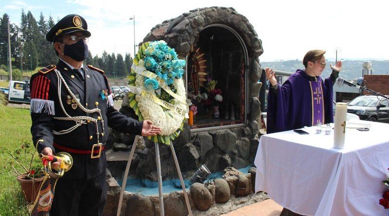 Homenaje a Óscar Andrango