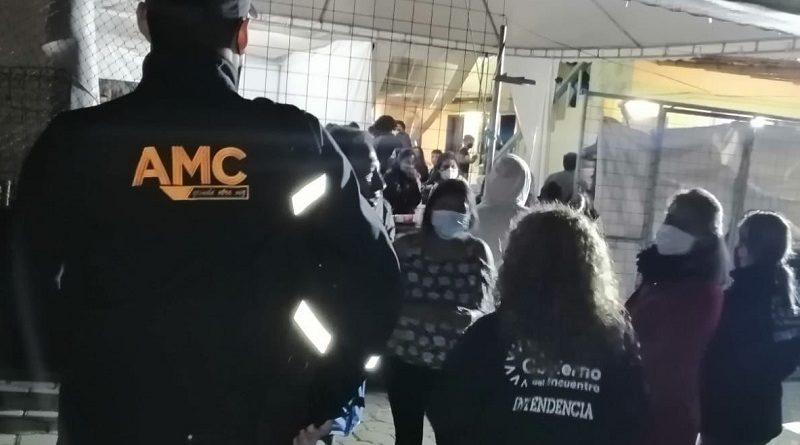 Operativo AMC fin de semana